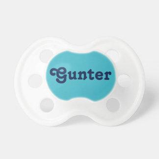 Pacifier Gunter
