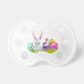 Pacifier Happy Easter