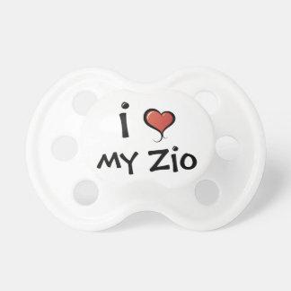 Pacifier I Love My Zio