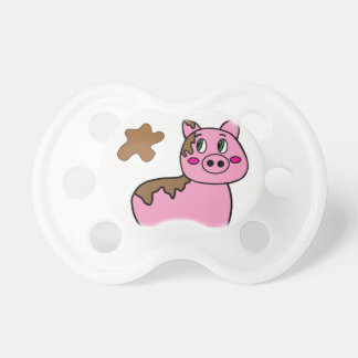 Pacifier - Muddy Pig
