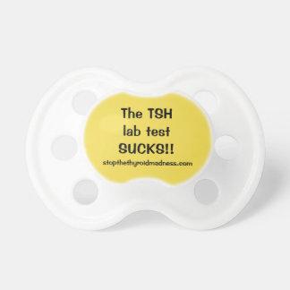 PACIFIER -- the TSH lab test sucks!