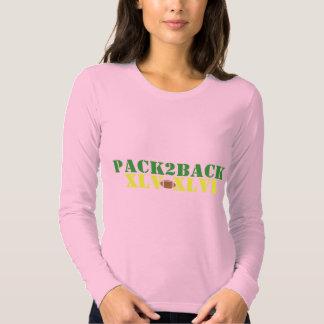 Pack2Back XLV-XLVI Tee Shirts