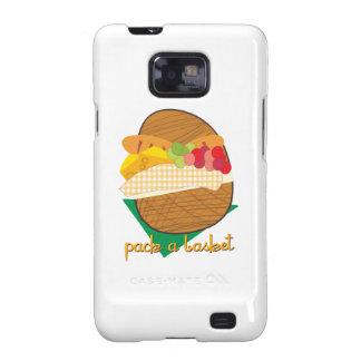 Pack A Basket Samsung Galaxy S2 Case