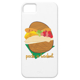 Pack A Basket iPhone 5/5S Case