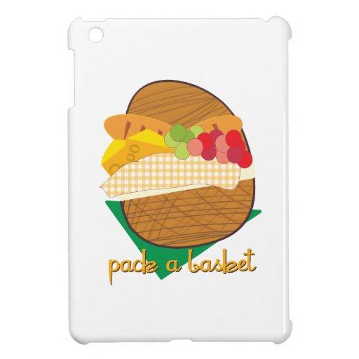Pack A Basket iPad Mini Case