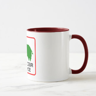 Pack - a HEAT IN ADVANCE Mug