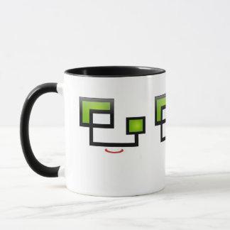 Pack geek mug