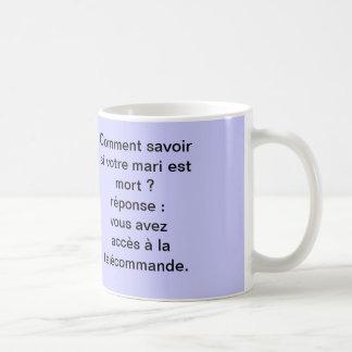 "pack humour ""husband"", cup, mug"