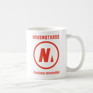 Pack Nousmotards Coffee Mug