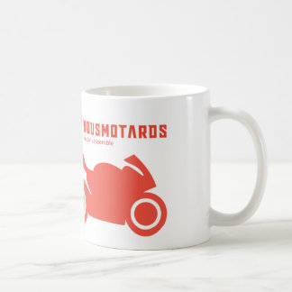 Pack Nousmotards Sportive Coffee Mug