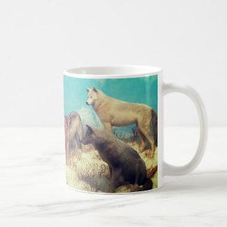 Pack Of Wolves Coffee Mug