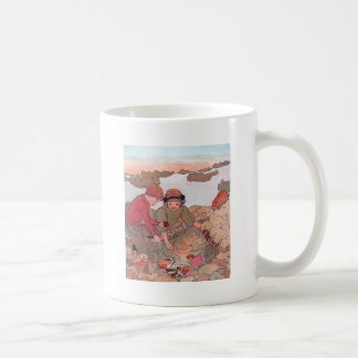 Pack Rat's Cache Unearthed Basic White Mug