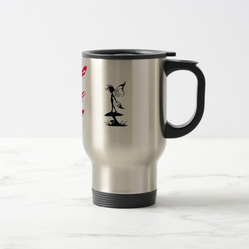 PACK THERMO FAIRY LIVES THE LIFE COFFEE MUGS