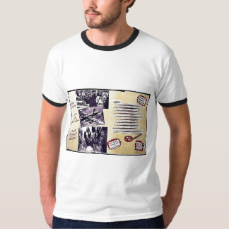 Packard Engines Hit Berlin, Work To Win T Shirt
