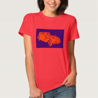 Packard Luxury Car Pop Art T-shirts