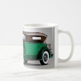 Packard Twelve Classic White Coffee Mug