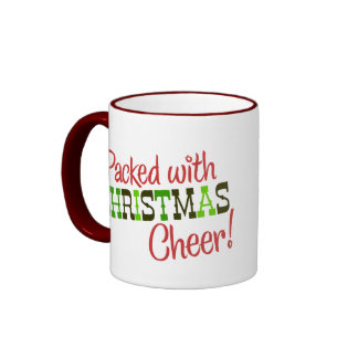Packed With Christmas Cheer Mug