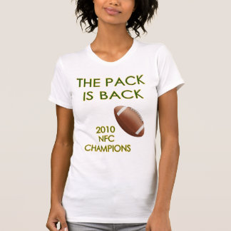Packers NFC Champions T-shirts