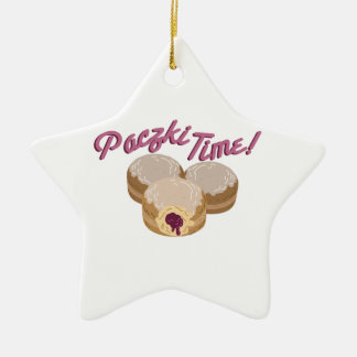 Paczki Time! Christmas Ornament