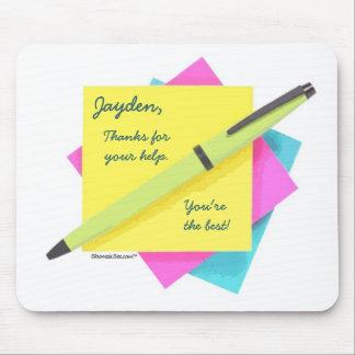 Pad Pen Mouse Pad