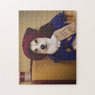 Paddington Corgi Jigsaw Puzzle