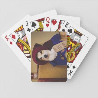 Paddington Corgi Playing Cards