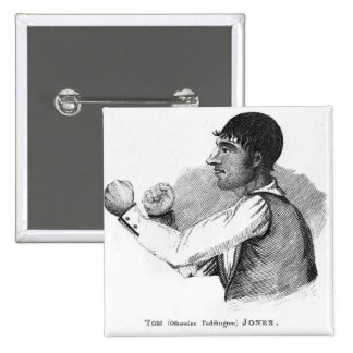 Paddington Tom Jones 15 Cm Square Badge