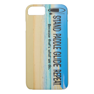 Paddle board phone case