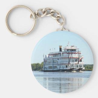 Paddle Boat Key Ring