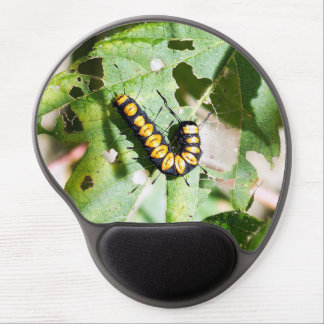 Paddle Caterpillar Gel Mousepad Gel Mouse Mat