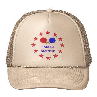 Paddle Master Ping Pong Cap