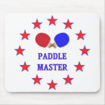 Paddle Master Ping Pong Mouse Pads
