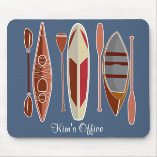 Paddle Passion Mouse Mat