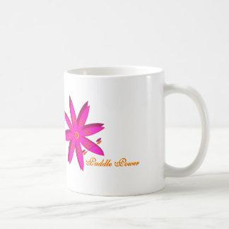 Paddle Power (Pink) Coffee Mugs