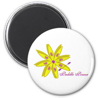 Paddle Power Yellow Magnet