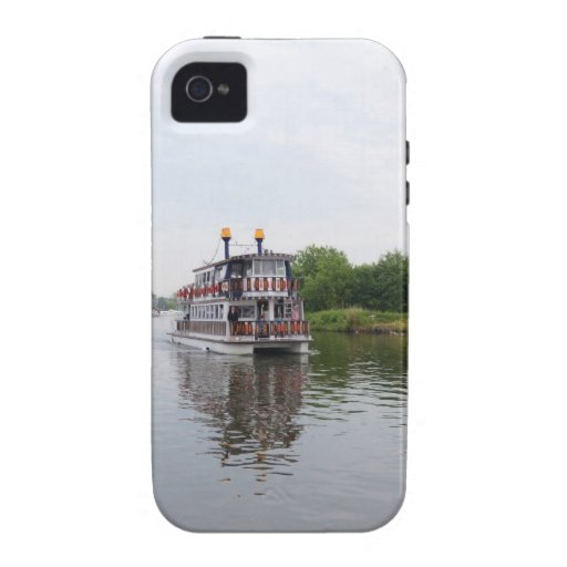 Paddle Steamer Southern Comfort iPhone 4/4S Covers