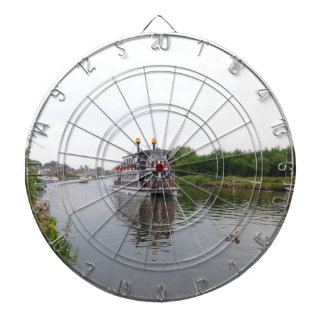 Paddle Steamer Southern Comfort Dartboard