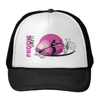 Paddle Surf Girls Trucker Cap