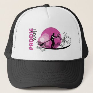 Paddle Surf Girls Trucker Trucker Hat