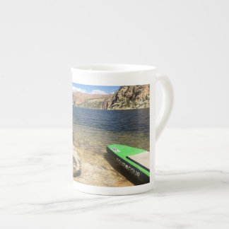 Paddleboard Delight Tea Cup