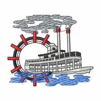 Paddleboat Embroidered Shirt