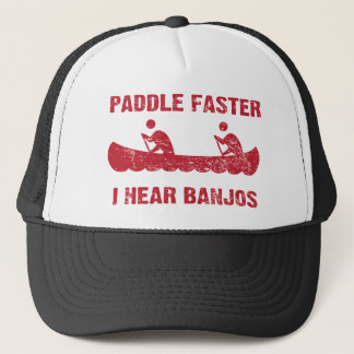PaddleFaster Deliverance Trucker Hat