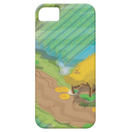 Paddy field iPhone 5 case