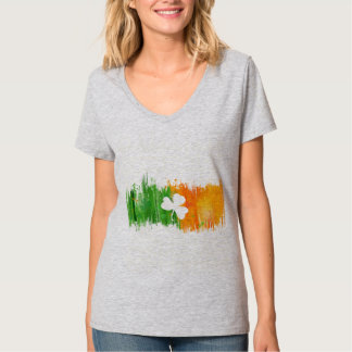 Paddy Ink Lucky Clovers woman tshirt