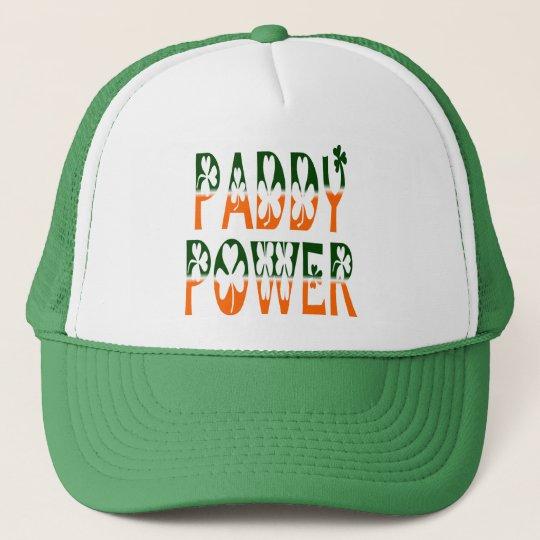 Paddy Power Trucker Hat