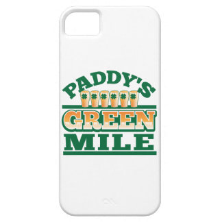 Paddy s GREEN MILE from The Beer Shop iPhone 5 Cases
