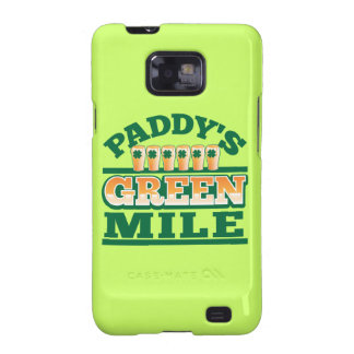 Paddy s GREEN MILE from The Beer Shop Galaxy SII Cases