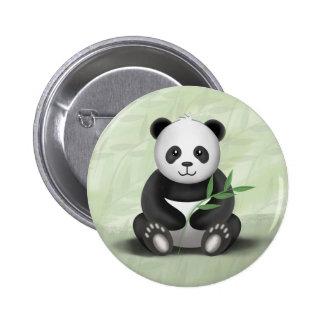 Paddy the Panda - Button