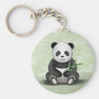 Paddy the Panda - Key Chain