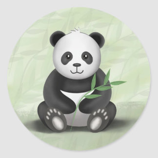 Paddy the Panda - Stickers